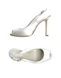 Martin Clay Sandals Ivory