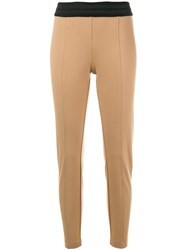 Clips Perfectly Fitted Leggings Nude And Neutrals