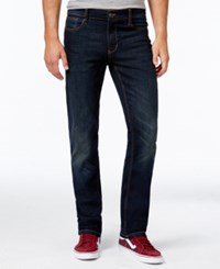 Ring Of Fire Men's Relic Straight Fit Jeans Splash