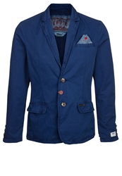 Khujo Lenti Suit Jacket Cobalt Blue Royal Blue