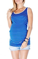 Women's Imanimo Ruched Side Maternity Tank Top