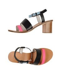 Paul Smith By Sandals Black