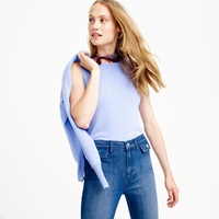 J.Crew Collection Cashmere Shell Top