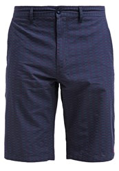 Lrg Rhythm Walk Shorts Navy Dark Blue