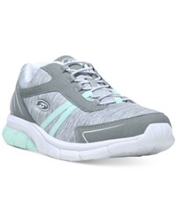 Dr. Scholl's Brilliant Sneakers Women's Shoes Grey Mint