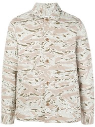 Lacoste Live Camouflage Print Shirt 60