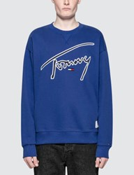 Tommy Jeans Signature Sweatshirt
