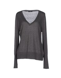 Caractere Sweaters Grey