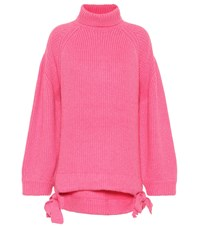 Ellery Wallerian Wool Blend Sweater Pink