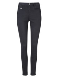 Phase Eight Victoria Seamed Jeans Charcoal