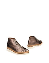 Grenson Ankle Boots Bronze