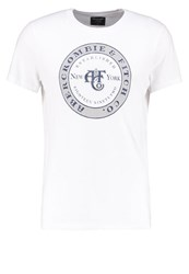 Abercrombie And Fitch Sitebuster Print Tshirt White