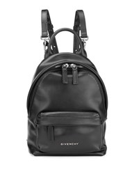 Givenchy Nano Smooth Leather Backpack Black