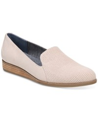 Dr. Scholl's Dawned Peforated Wedges Women's Shoes Blush