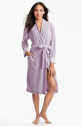 Women's Natori 'Nirvana' Robe Purple