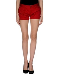 Iriedaily Shorts Red