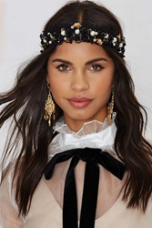Nasty Gal Rebel Pearl Lace Headband