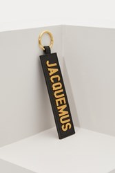 Jacquemus Leather Keychain