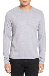 Calibrate Men's Theory Pullover Light Grey Heather
