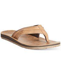 Reef Marbea Sl Tan Sandals Men's Shoes
