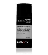 Anthony Logistics For Men Pre Shave Beard Oil