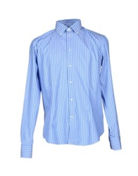 Enrico Coveri Shirts Blue
