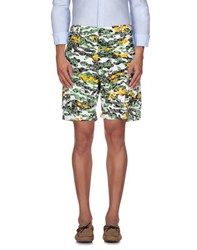 Les Benjamins Trousers Bermuda Shorts Men