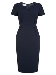 Hobbs Montgomery Dress Navy