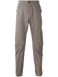 Stone Island Cargo Trousers Men Cotton Spandex Elastane 36 Green