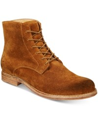 Patricia Nash Serano Lace Up Booties Women's Shoes Tan