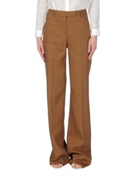 Emilio Pucci Trousers Casual Trousers Women Brown