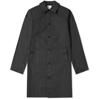 Wood Wood Roald Coat Black