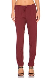 Kain Label Barkley Pant Red