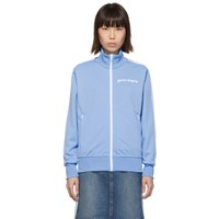 Palm Angels Blue Classic Track Jacket