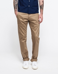 Rogue Territory Officer Trouser Selvedge Bronz Bronze