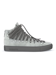 Swear Redchurch Fast Track Customisation Calf Leather Suede Rubber Grey