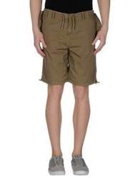 Gaudi' Bermudas Military Green