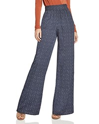Bcbgeneration Printed Palazzo Pants Celestial Combo
