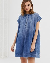 Pepe Jeans Drew Denim Dress Blue