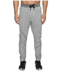 Adidas Cross Up Pants Light Grey Heather Solid Grey Black Men's Casual Pants Gray