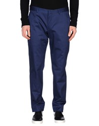 Z Zegna Zzegna Casual Pants Blue