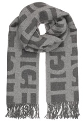 Tiger Of Sweden Ligosa Scarf Grey
