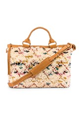 Cleobella Aubrie Weekend Bag Tan
