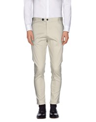 Neill Katter Trousers Casual Trousers Men Light Grey