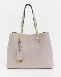 Carvela Camilla Large Slouch Tote Bag Purple
