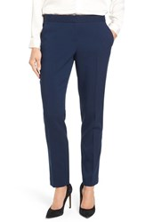 Vince Camuto Women's Skinny Ankle Pants Naval Navy