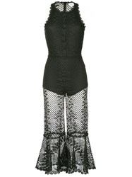 Alice Mccall Boogie Nights Jumpsuit Black