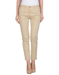 Basicon Trousers Casual Trousers Women Dark Blue