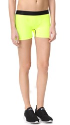 Monreal London Booty Boost Shorts Acid