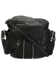 Alexander Wang 'Marti' Backpack Black